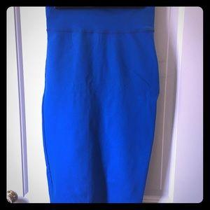 High waisted BCBG skirt